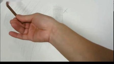 基本线条的练习 - 美芬素描