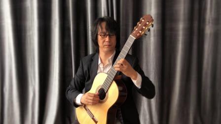 【古典吉他】委内瑞拉3号 深圳吉他大叔MJ张季