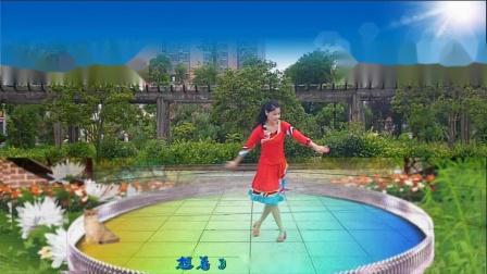 梅子广场舞《梦见你的那一夜》编舞応子