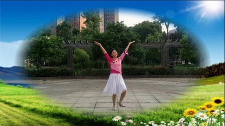 梅子广场舞《雪山阿佳》