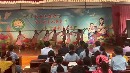 李婧婧五年级