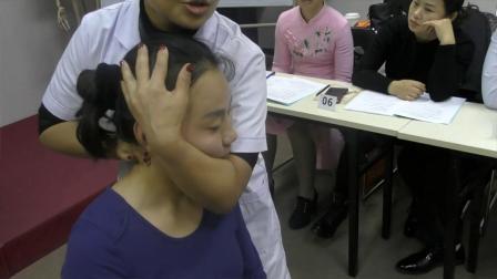 高运娟正骨手法治疗头晕目眩视频