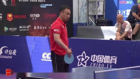 渭南老街杯世界砂板大师赛:沈建宇vs王梦涛
