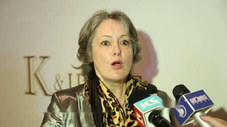 SKEMA商学院全球总校长Alice Guilhon女士接受第一财经频道采访
