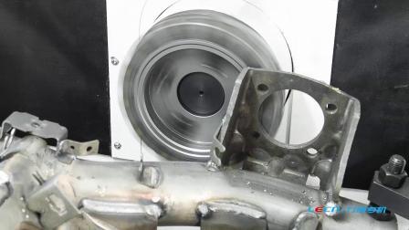 力成专机 汽车扭梁专用铣打机