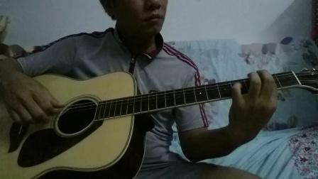 灰色的轨迹  毅指弹吉他