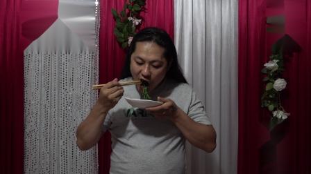 朱坤 吃野菜