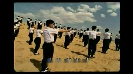 京歌《中国功夫》视频背景(无声)