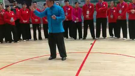 付清泉太极拳收集..
