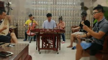 潮州音乐 柳青娘(重六调)二弦领奏:陈伟杰