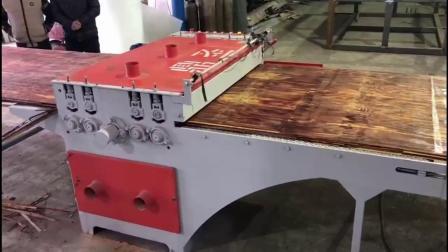 板材多片锯可加工各种厚度的板方