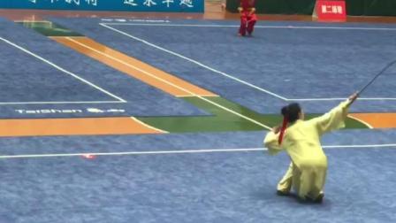 热烈祝贺第十六届武术之乡武术套路比赛取得圆满成功!