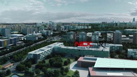 NICKART中海城南公馆影视宣传片