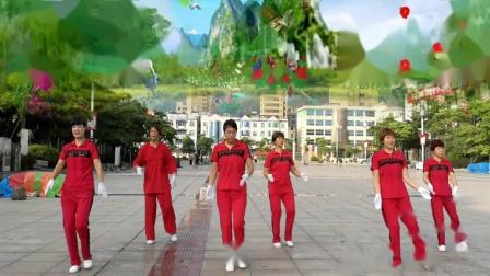 跳跳乐18套快乐舞步健身操第二节