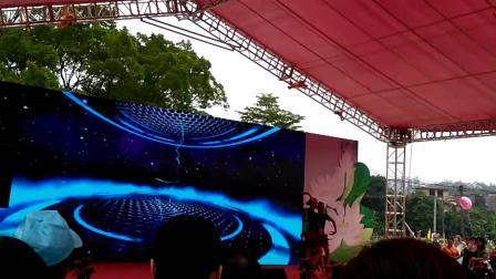 桂水荷花节舞蹈复赛、决赛