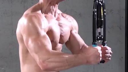 君晓天云液压臂力器男士家用可调节多功能手臂肌肉综合训练胸肌健身臂力棒