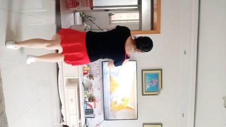 彩虹丹广场舞 我的爱要你知道 水兵舞竖屏版背面