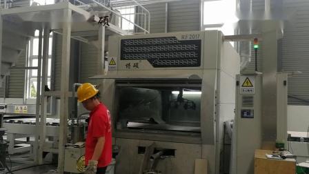 装饰板自动化喷涂干燥整厂生产线