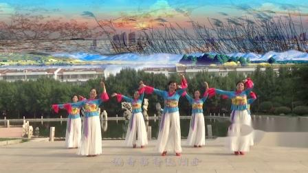 政务中心紫竹广场舞《太湖美》