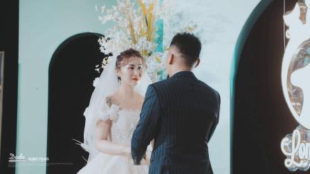 裕達國貿婚禮預告