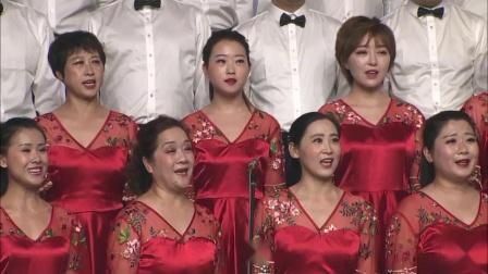《清凌凌的水蓝莹莹的天》《我和我的祖国》——阳泉文旅合唱团🎉🎉🎉 指挥:王树敏 钢琴伴奏:刘珺
