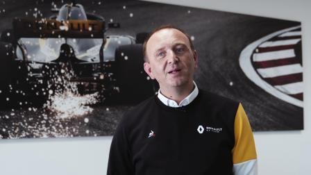 雷诺F1车队的数字化转型战略——利用Plataine的解决方案