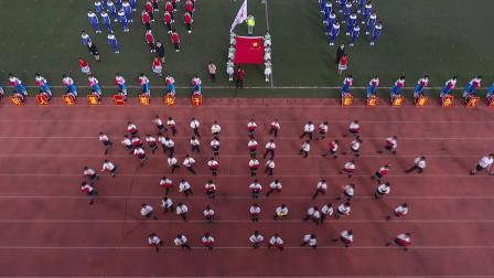 长春汽开区实验学校 用盛会向祖国致敬