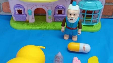 亲子幼教有趣玩具:七娃出生计