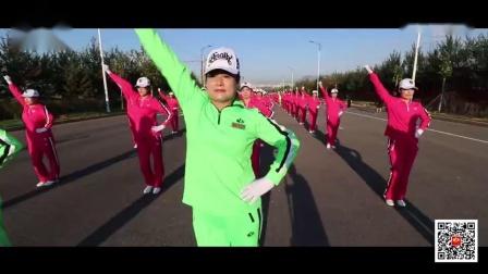 中国圣洁雪莲第十三套科学养生快乐舞步健身操_高清
