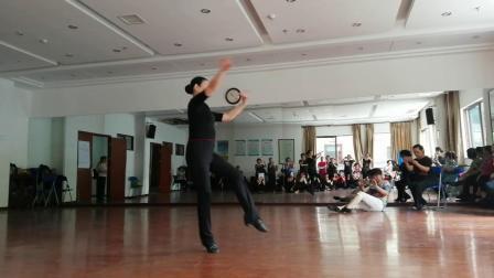 舞蹈:再唱洪湖水(背面)