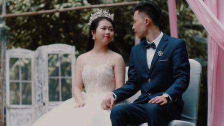 希尔顿户外婚礼「LIN&JIA」· 婚礼电影