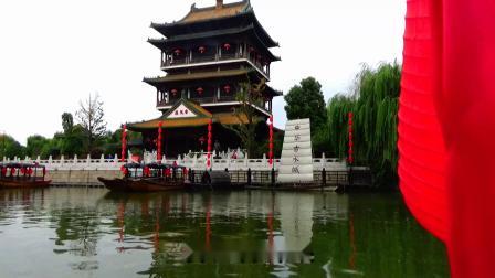 自驾鲁南行 第5站(2)枣庄市台儿庄景区 歌曲《美丽的台儿庄》
