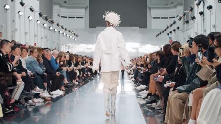 Maison Margiela 2020 春夏女装发布: 设计最干净的一个系列