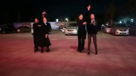 洪兰广场舞:第二套