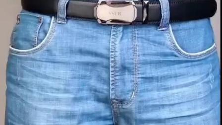 谁说真皮的皮带就贵了?这款牛皮皮带质感又轻盈!还不贵!