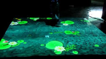 童游乐场定制互动地面投影 15221974577