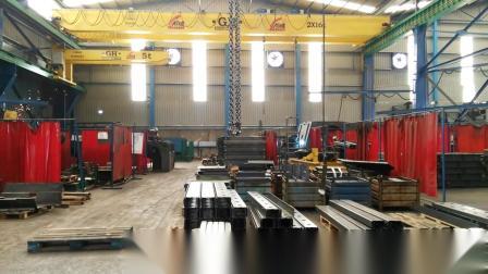 Talleres ALOT,中型和重型碳钢锅炉企业