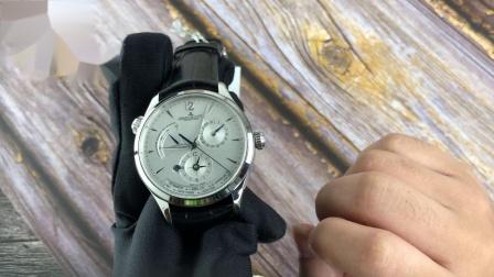 多功能正装表,地理学家大师系列1428421腕表评测