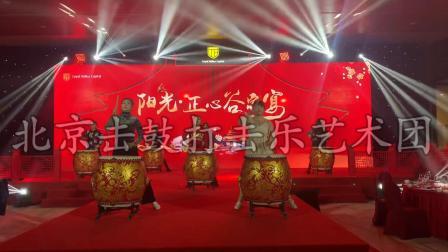 北京击鼓培训机构年会开场秀中国大鼓教学水鼓舞蹈培训中心