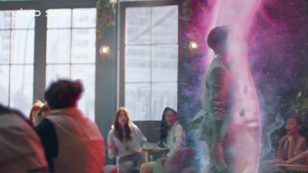 蔡徐坤 vivo S5系列 5重超质感美颜 照亮你的美 15秒广告