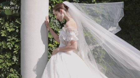 KNIGHTLY奈特丽婚纱品牌2020SS时尚新品视频
