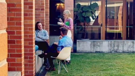 Hassell Brisbane Studio Life