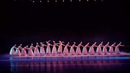 6【河南省第五届中老年舞蹈专场演出 群舞《向天歌》文奎影苑】