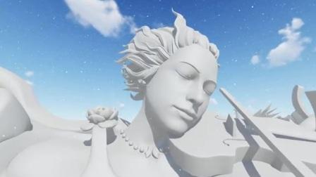 哈尔滨第三十二届太阳岛国标雪雕艺术博览会