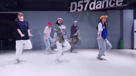 【D57舞蹈工作室】Ting编舞《BACKIN'IT UP》舞蹈视频