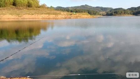 紫霞湖钓鱼