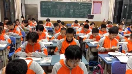 福州七中初三年段读的课文《出师表》