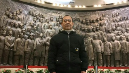 革命圣地西柏坡七届二中全会参观学习留念2019.12.15