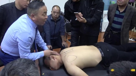王军旗:手法正骨课堂教学——【毫刃针无痛松解术】