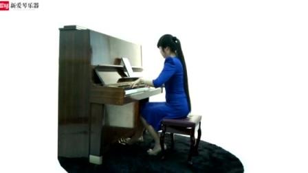 我在轻松学会《康康舞曲》讲师:肖希蕾截了一段小视频